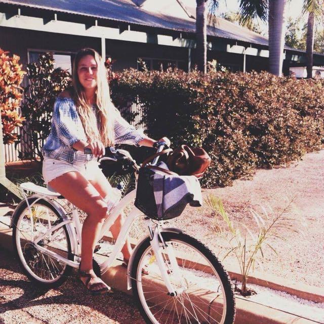 Giant Suede Cruiser Bike