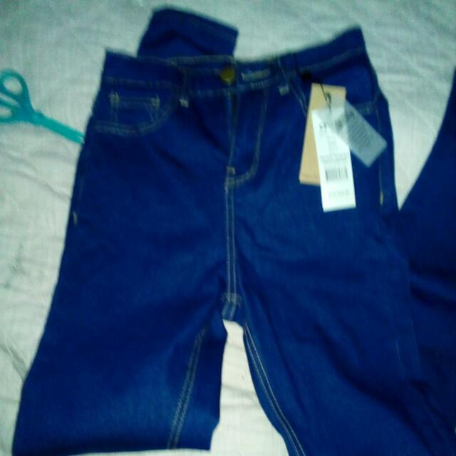 High Waist Jeans BNWT
