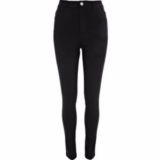 Highwaist Skinny Trousers