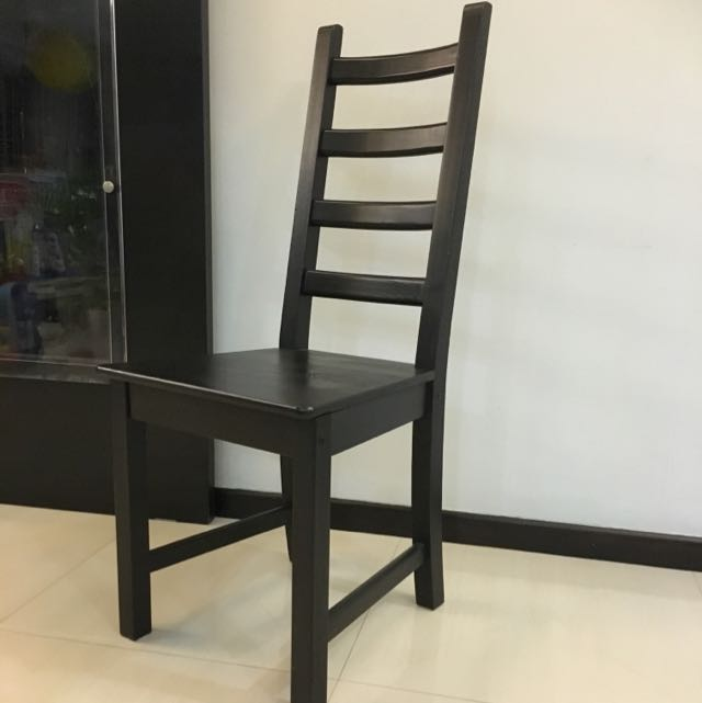 Ikea Kaustby Dining Chair Furniture On Carousell
