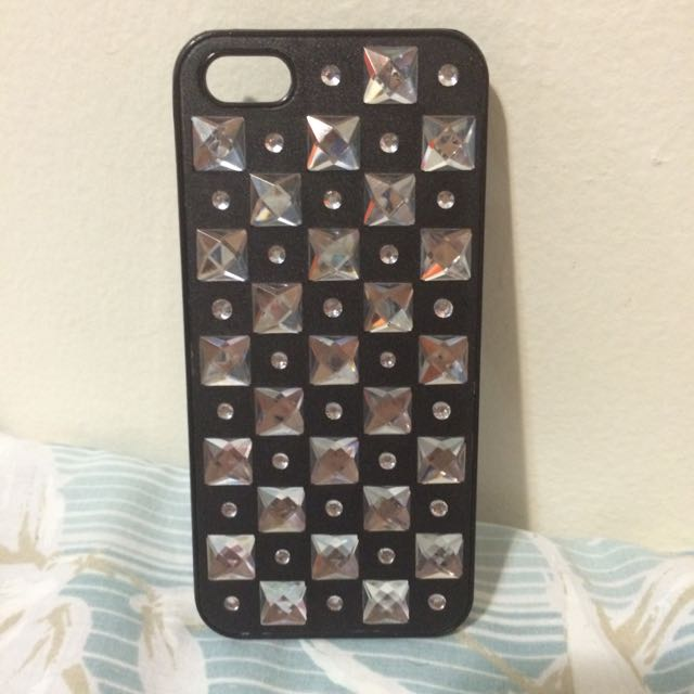 Iphone 5s Diamond Case