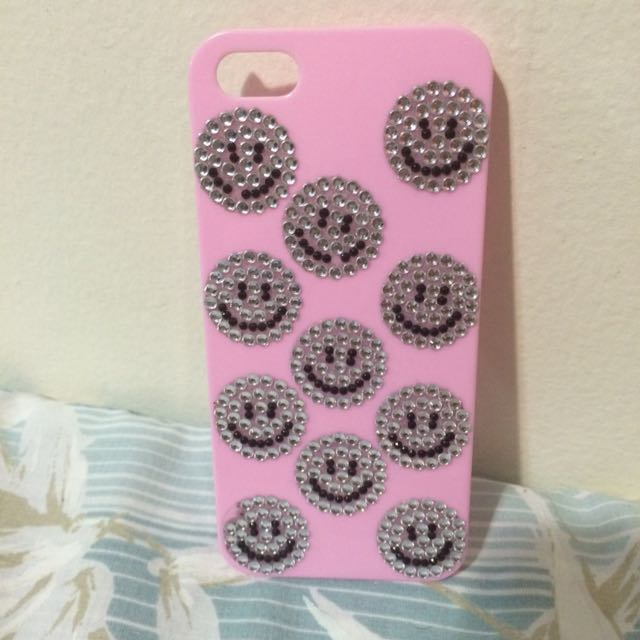 Iphone 5s Smiley Case