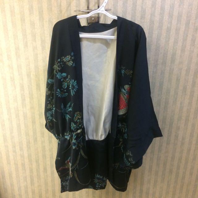 Japanese Style Overcoat