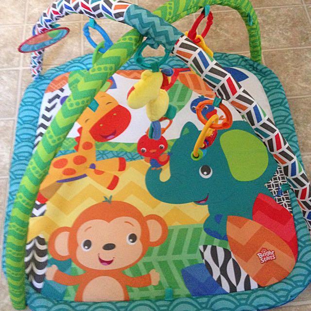 Jungle Play Mat
