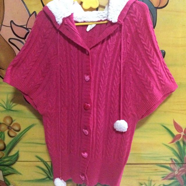 Knit & Co Sweater Jaket Rajut