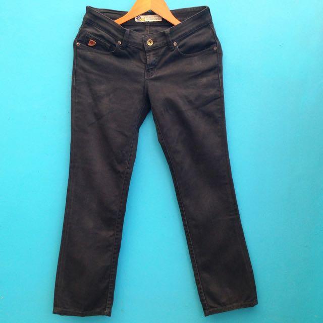 Lois Black Jeans