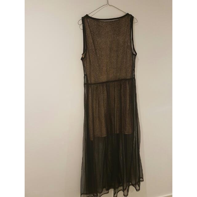 MinkPink Gown, Size M