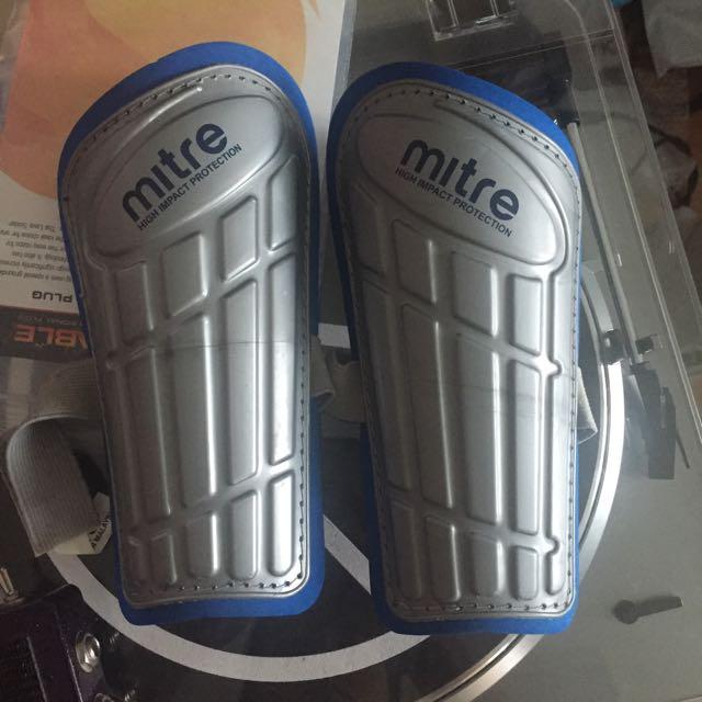 Mitre High Impact Protection Shin Guard