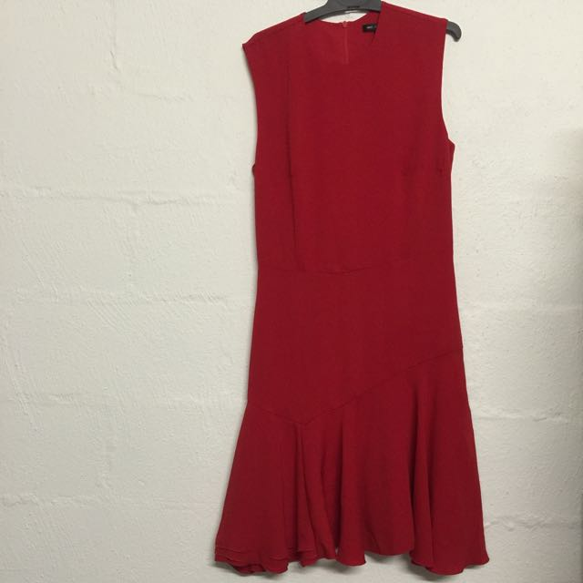 *Reduced - MNG Red Dress