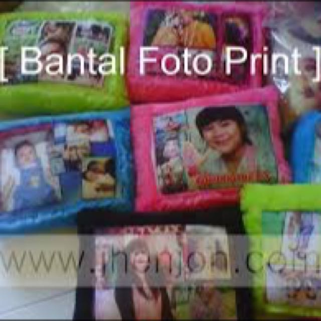 PO 2day Custom Bantal