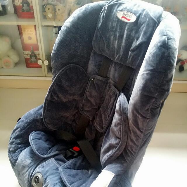 Pre Loved Britax Royale Safe And Sound Car Seat Babies Kids