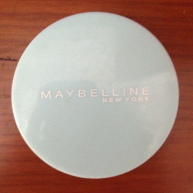 PRELOVED ORI MAYBELLINE NEW YORK CLEAR SMOOTH Shine Free Face Powder SPF 18