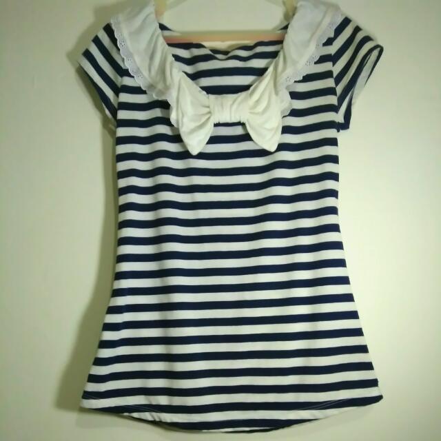 Sailor Stripe Top