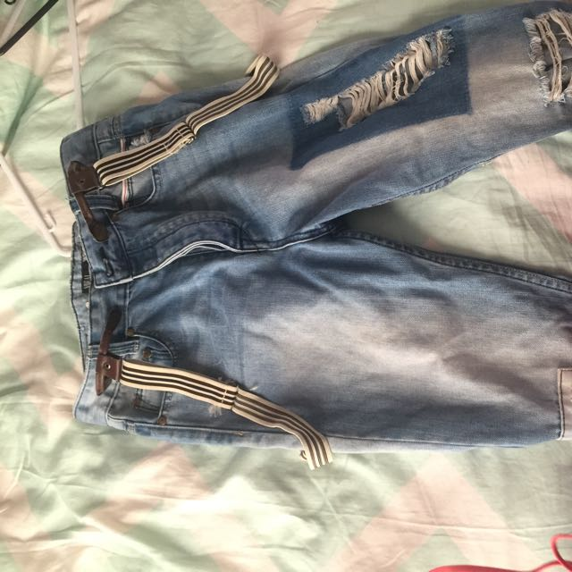 Viral Jeans Size 28 (xs)