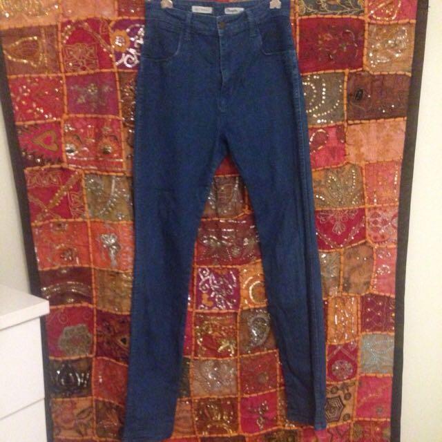 Wrangler Hi Twiggy Denim Jeans