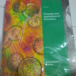 EC1101E NUS Textbook 6th Edition (Reserved)