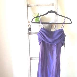 Formal / Prom Dress Size Small (floor Length)