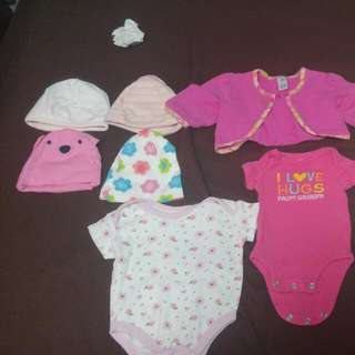 Newborn Items