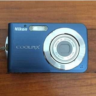 Nikon S210 Digital Camera