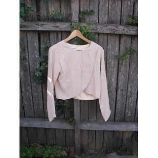 ON HOLD FOR CYNTHIA-Vintage Formal Mauve Top