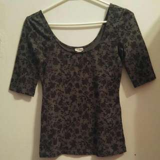 Ballerina Top From Garage