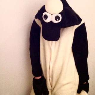 Shaun The Sheep Onesie!!!