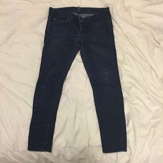 7 For All Mankind Lucy Jeans