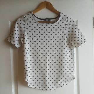 #F&F Top Size S