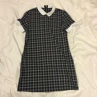 Zara Schoolgirl Dress