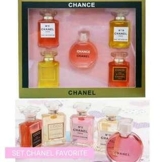 Set Parfume Chanel