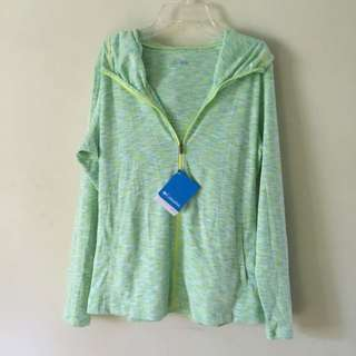 Outdoor Jacket In Pretty Space dye Color
