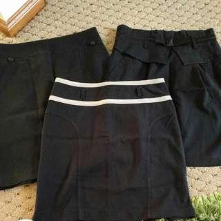 Size 10 Work Skirts