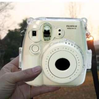 富士 Mini 8 拍立得透明保護殼