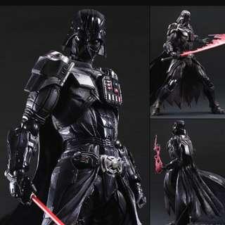 Playarts Kai Darth Vader And Stormtrooper
