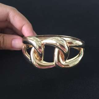 [USED] Gold Chain Bracelet