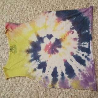Tye Dye Muscle Shirt