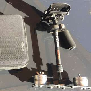 Camera Stabilizer FLY CAM NANO CHEAP!