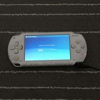 Sony PSP and Assorted Games