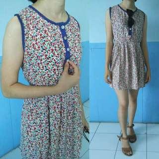 Floral Beach Dress