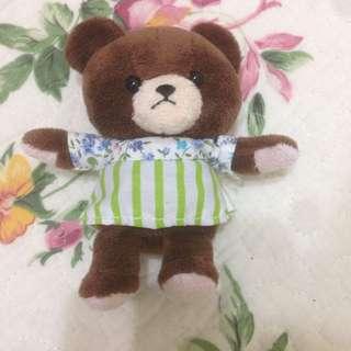 ⭐️贈品⭐️小熊吊飾