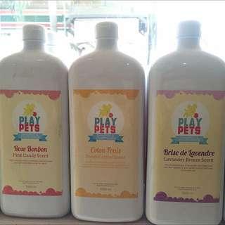 Play Pets Shampoo