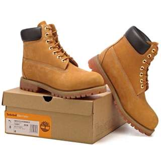 Timberland Boots (uncaged)