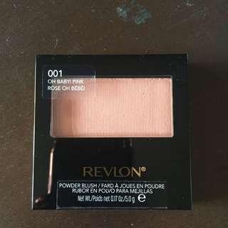 Revlon Powder Blush in Oh Baby Pink Original