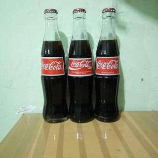 Coca Cola Glass Bottle 295ml