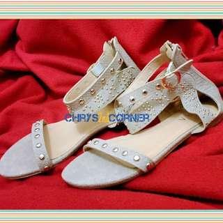 Sandal Gladiator Merk EZRA