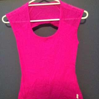 Lorna Jane Fly knit Top