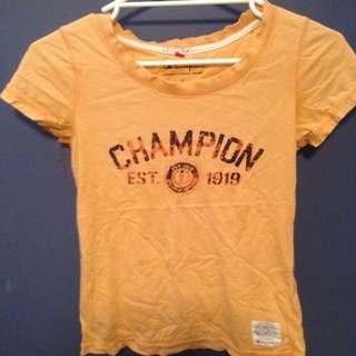 Champion Running Tshirt