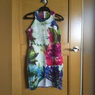 Floral Tinkerbell Dress