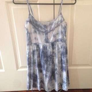 Shilla Tie Dye Dress