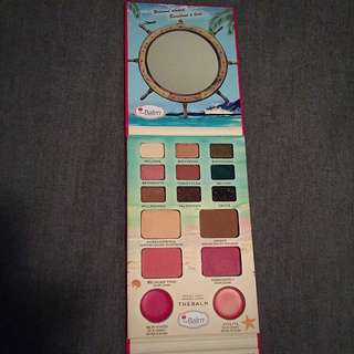 The Balm Travel Palette